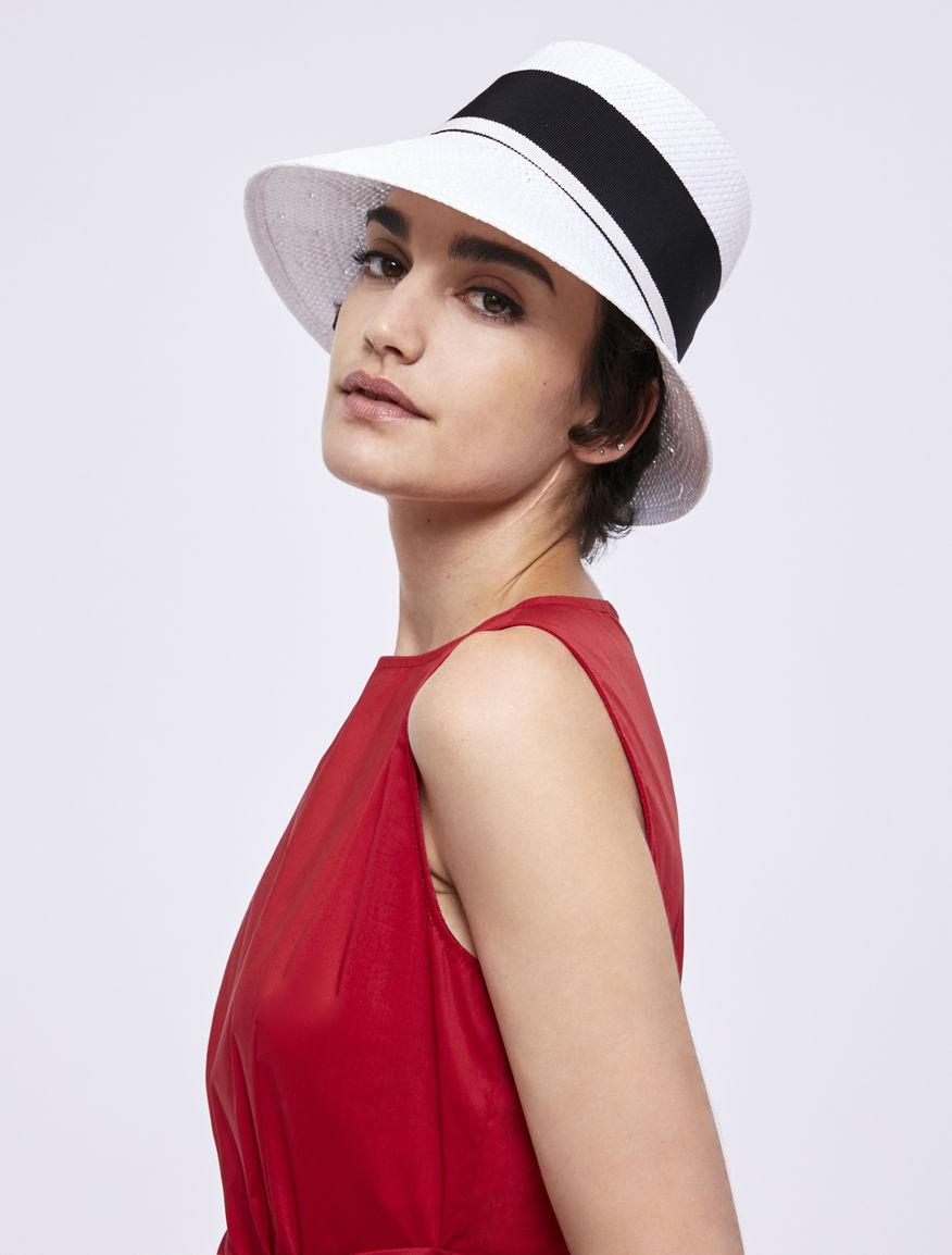 Hat with brim Marella