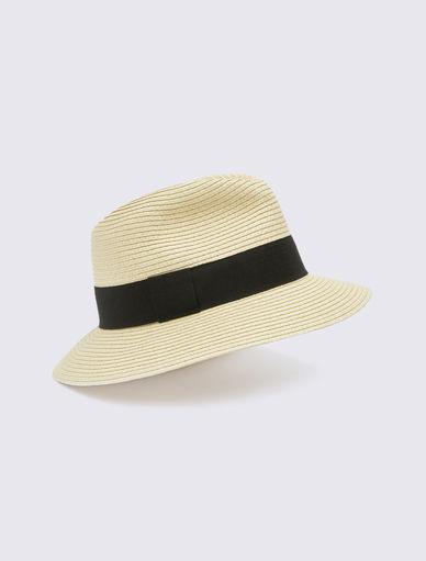 Hat with brim Marella
