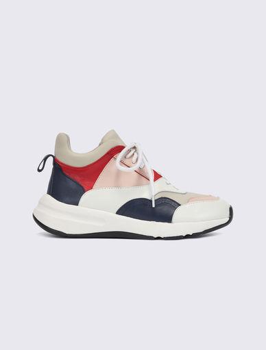 Sneakers de piel Marella