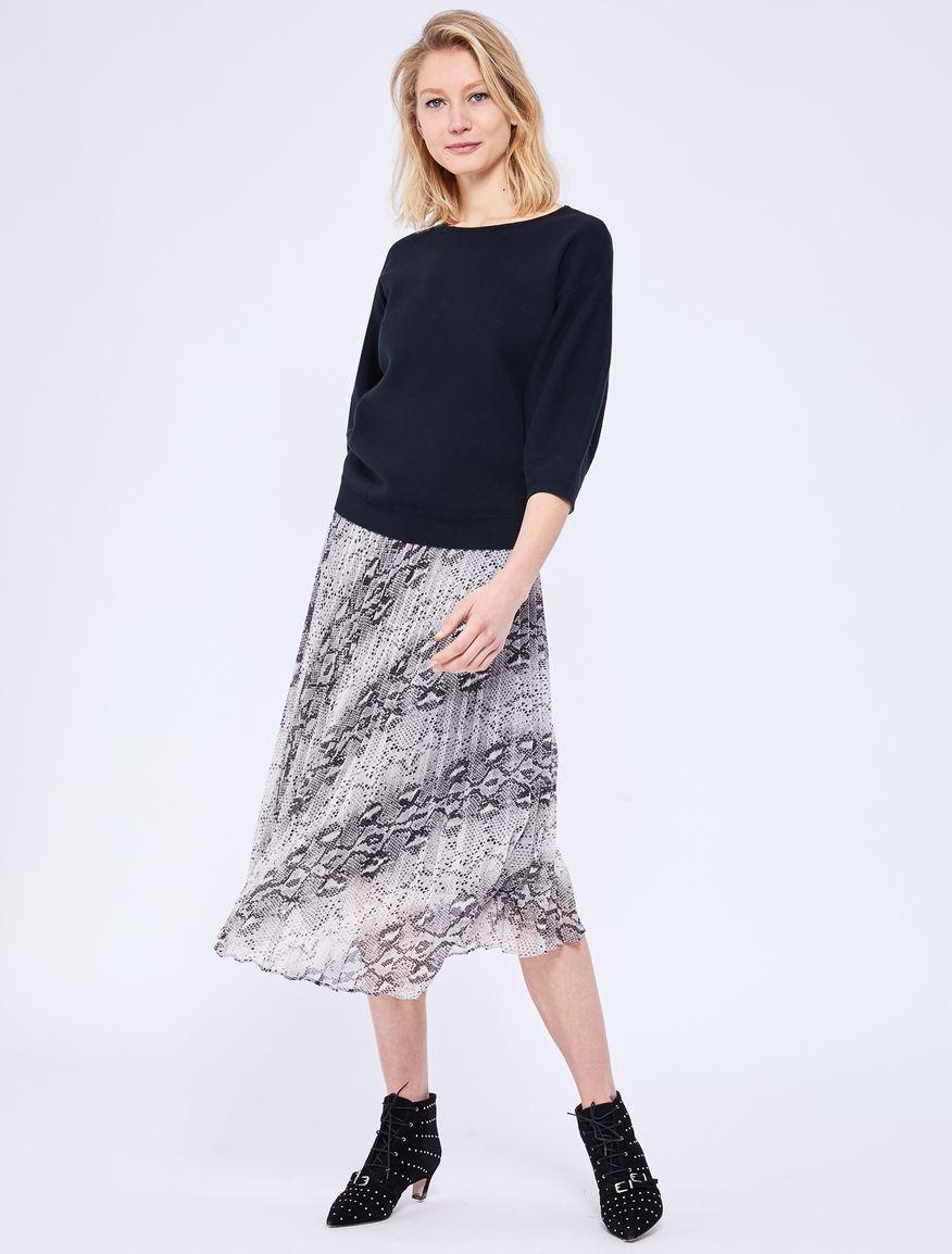 Python print skirt Marella
