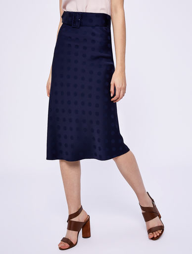 Polka-dot skirt Marella