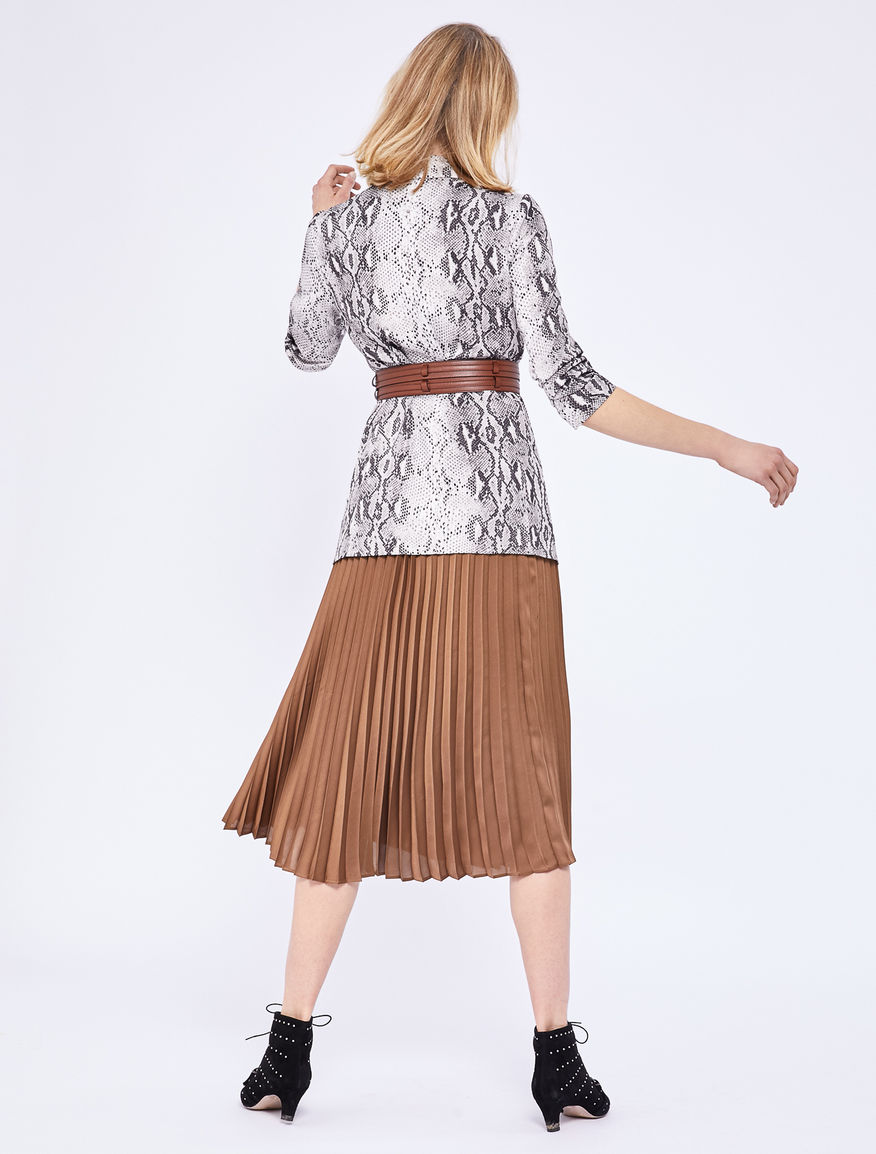 Pleated skirt Marella