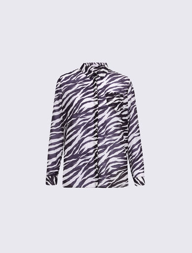Animal-print shirt Marella
