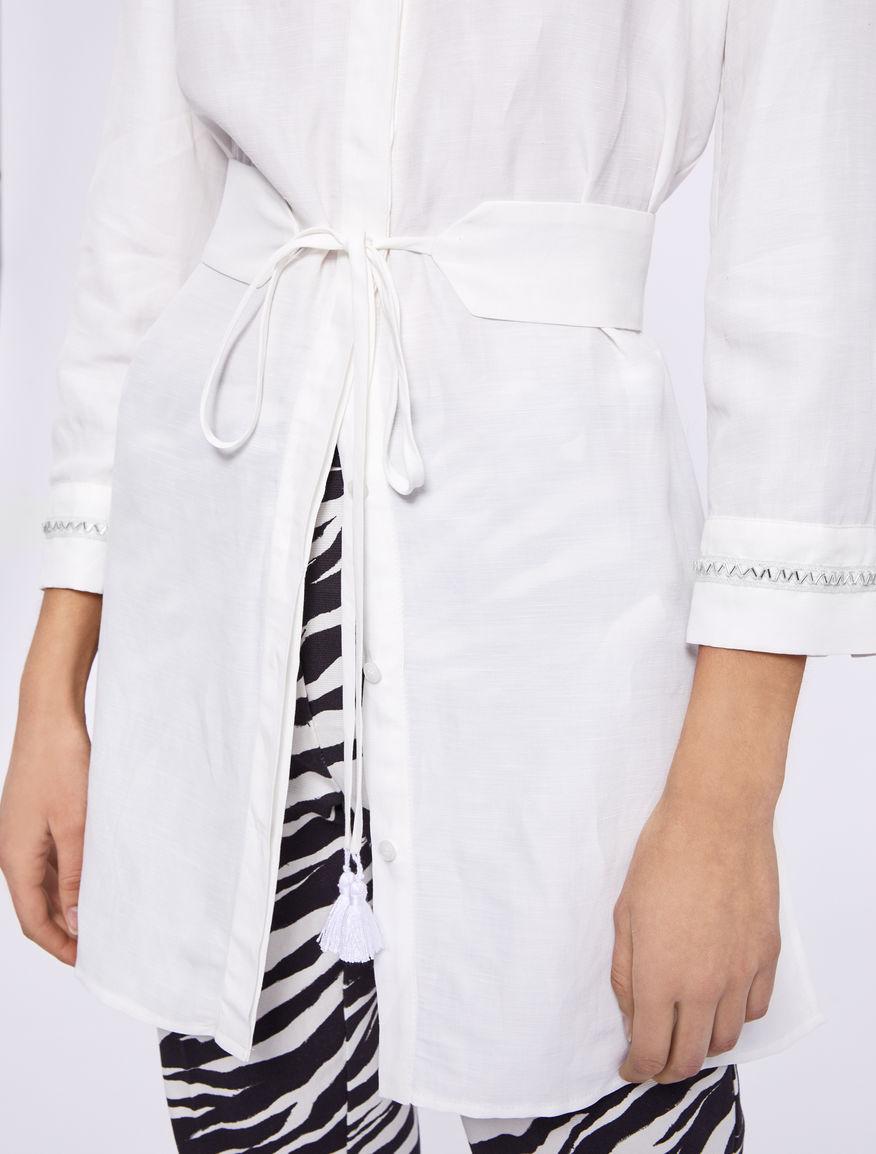 Linen shirt Marella