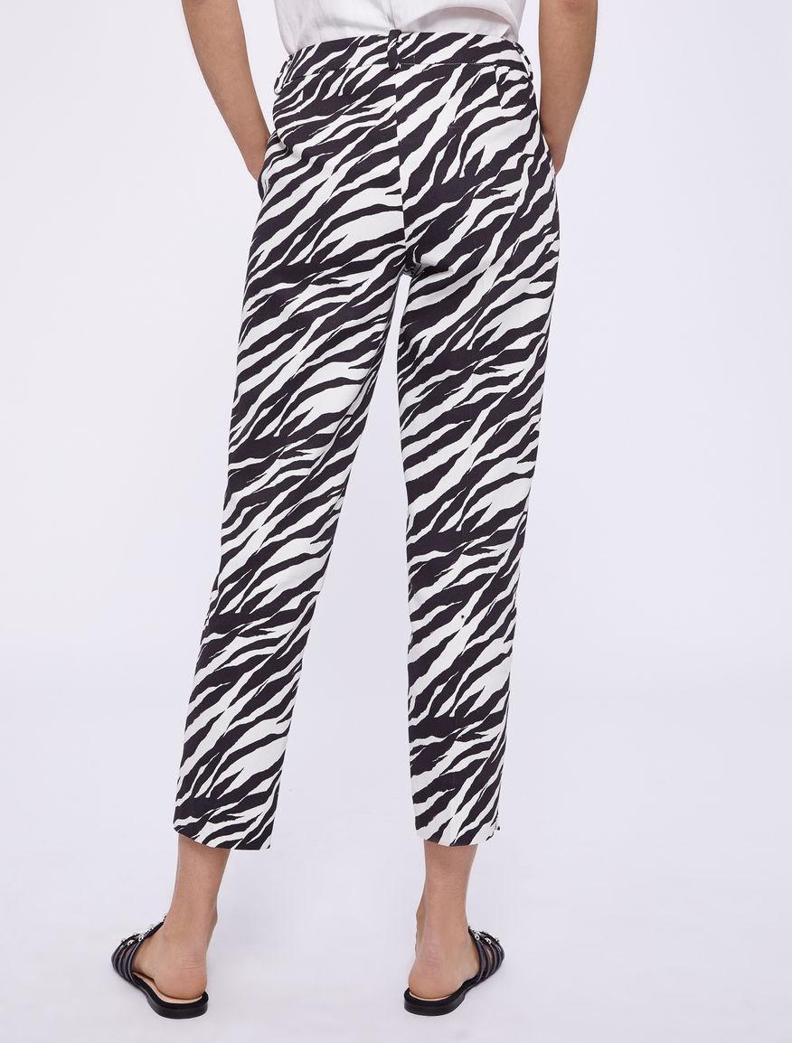 Pantaloni animalier Marella