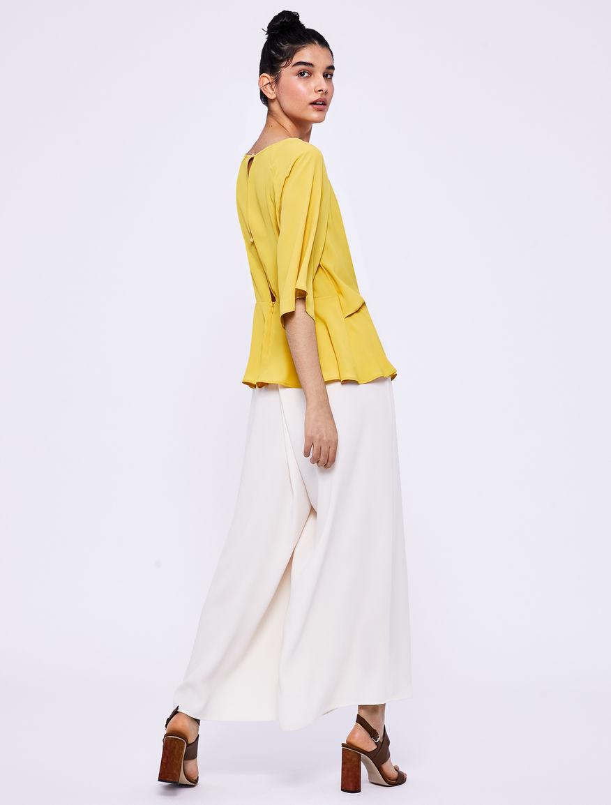 Wide-leg trousers Marella