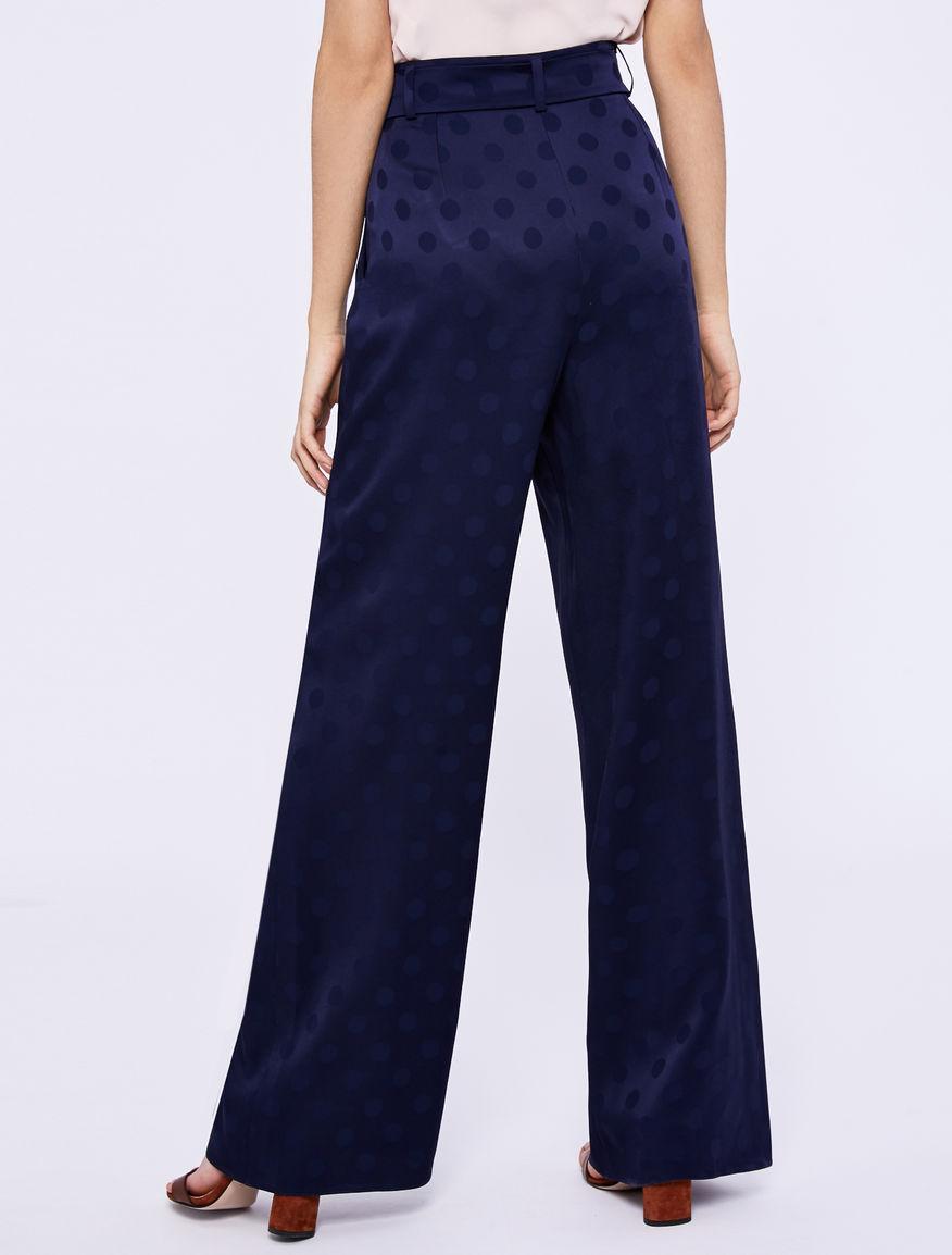 Polka dot trousers Marella