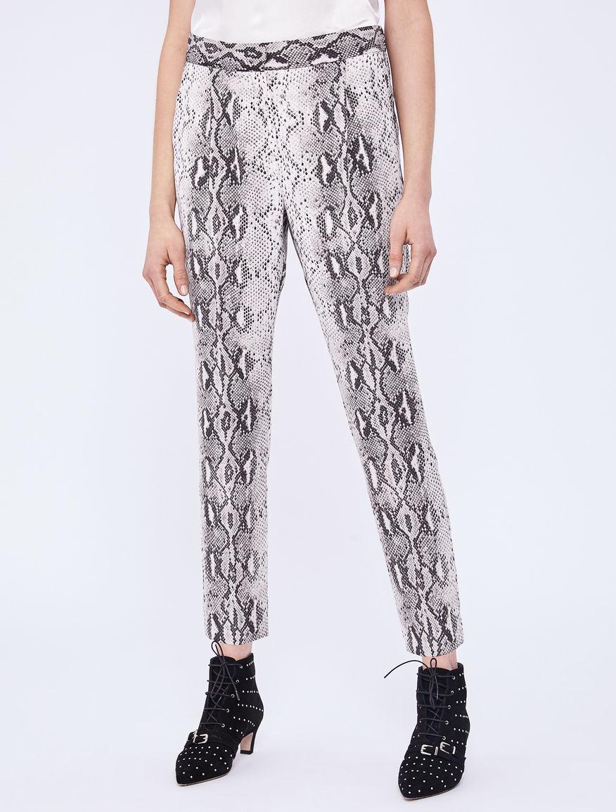 Python print trousers Marella