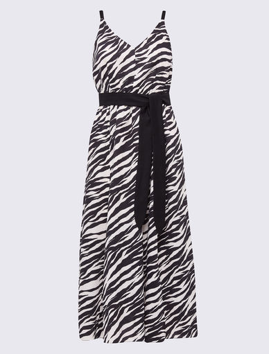 Animal-print dress Marella