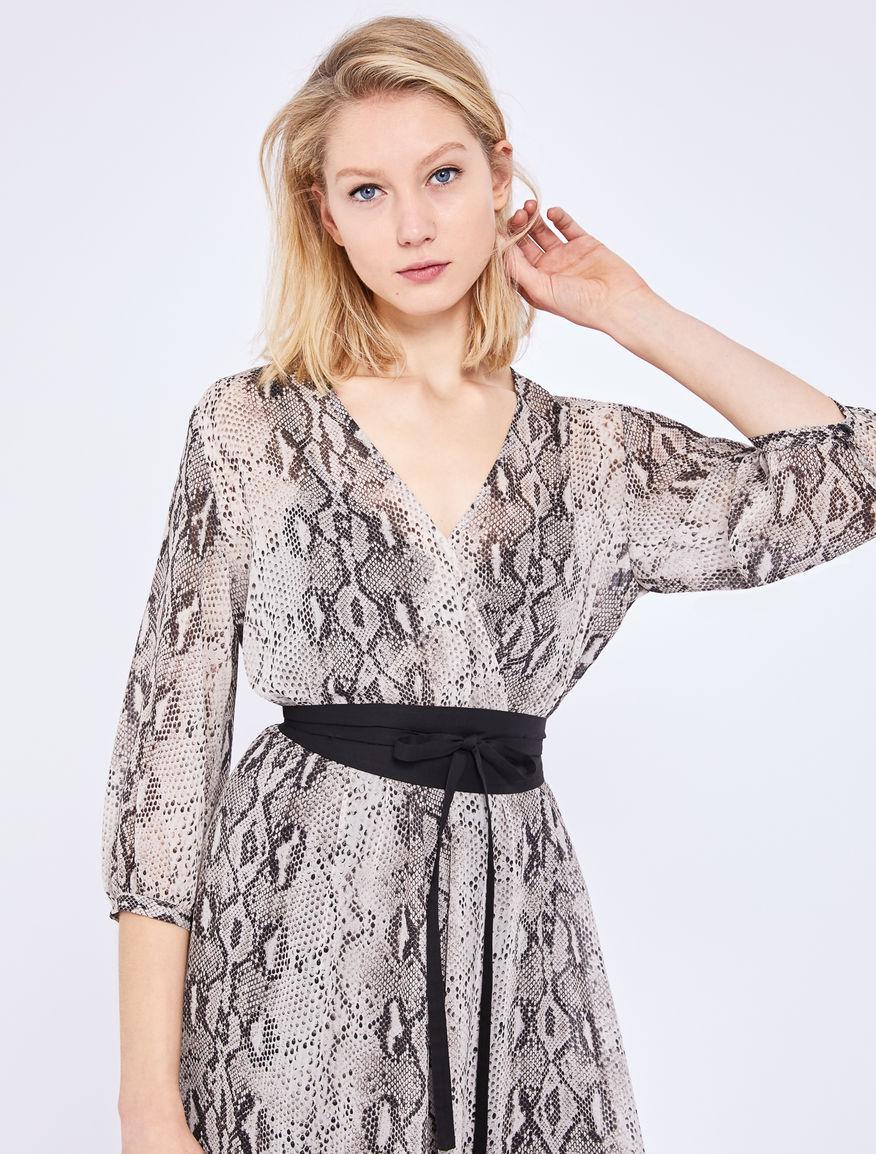 Python print dress Marella