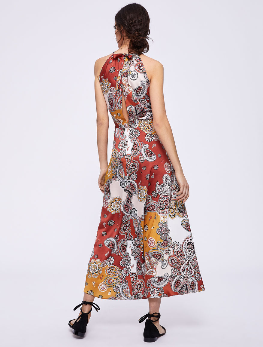 Printed dress Marella