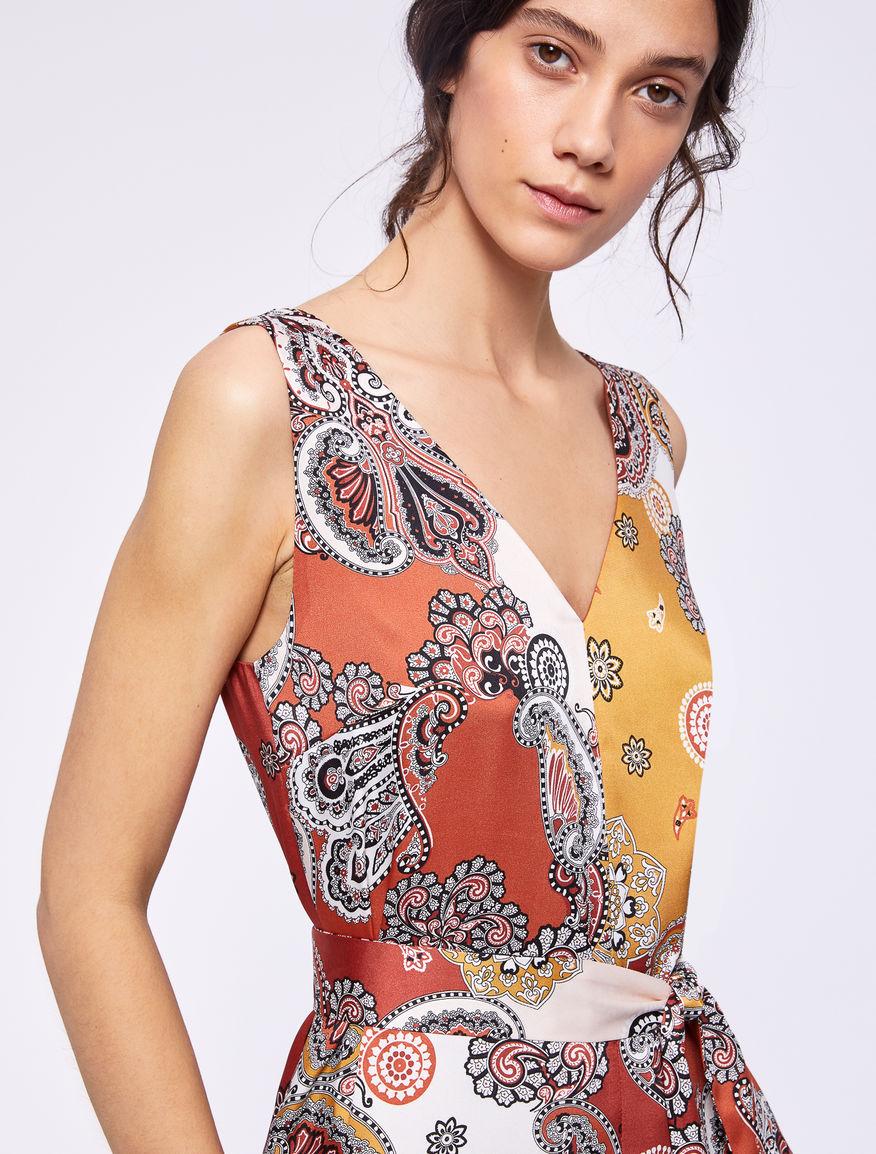 Printed jumpsuit Marella