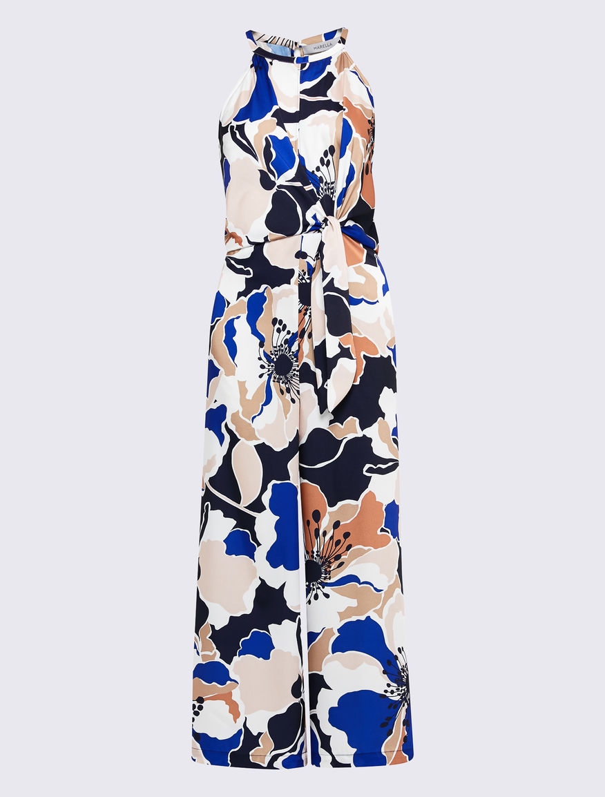 Floral jumpsuit Marella
