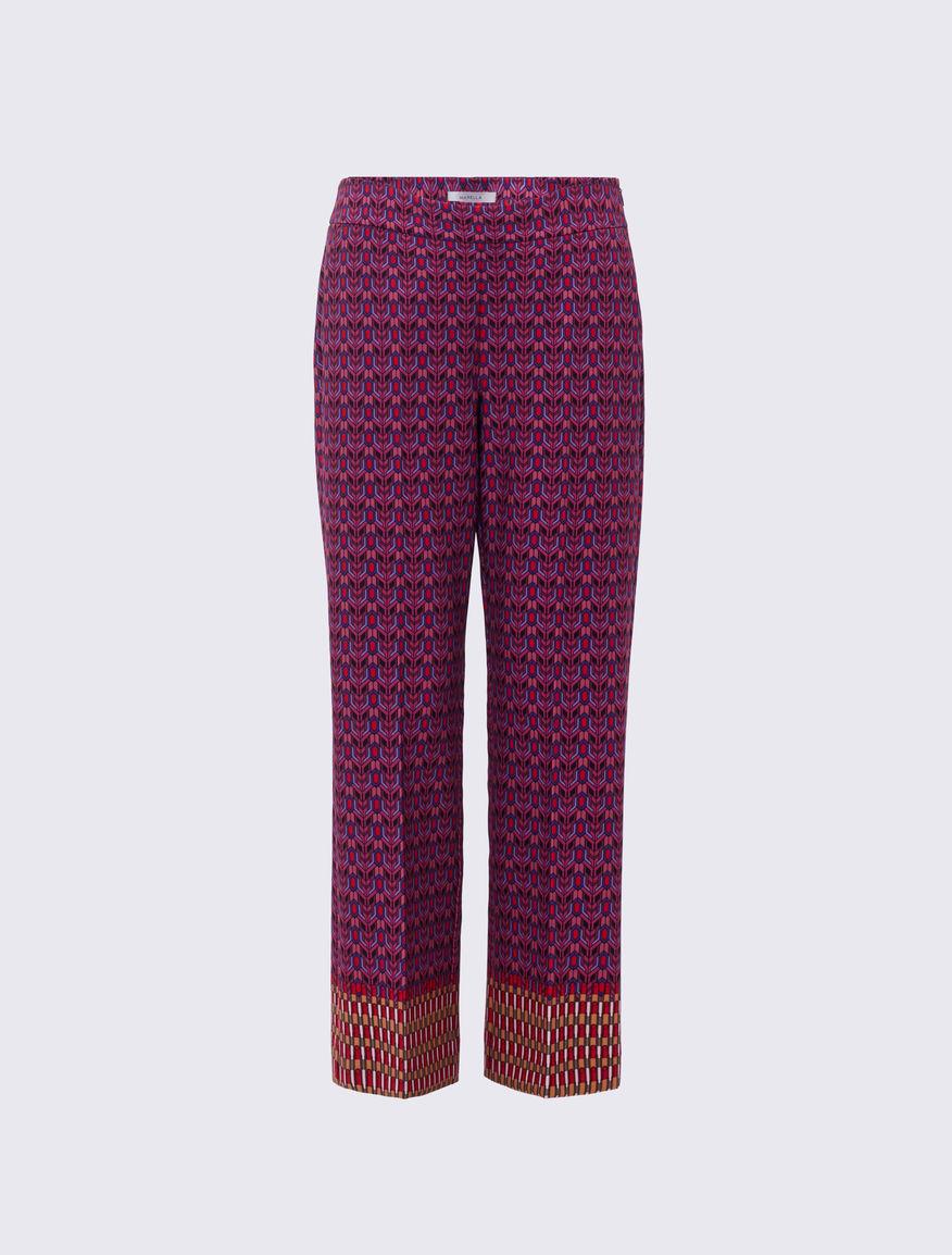 BEAUTYLOGIA trousers Marella
