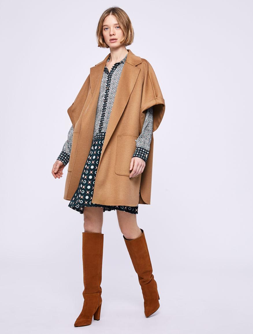 Capa de lana Marella