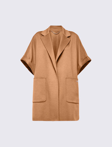Wool cape Marella