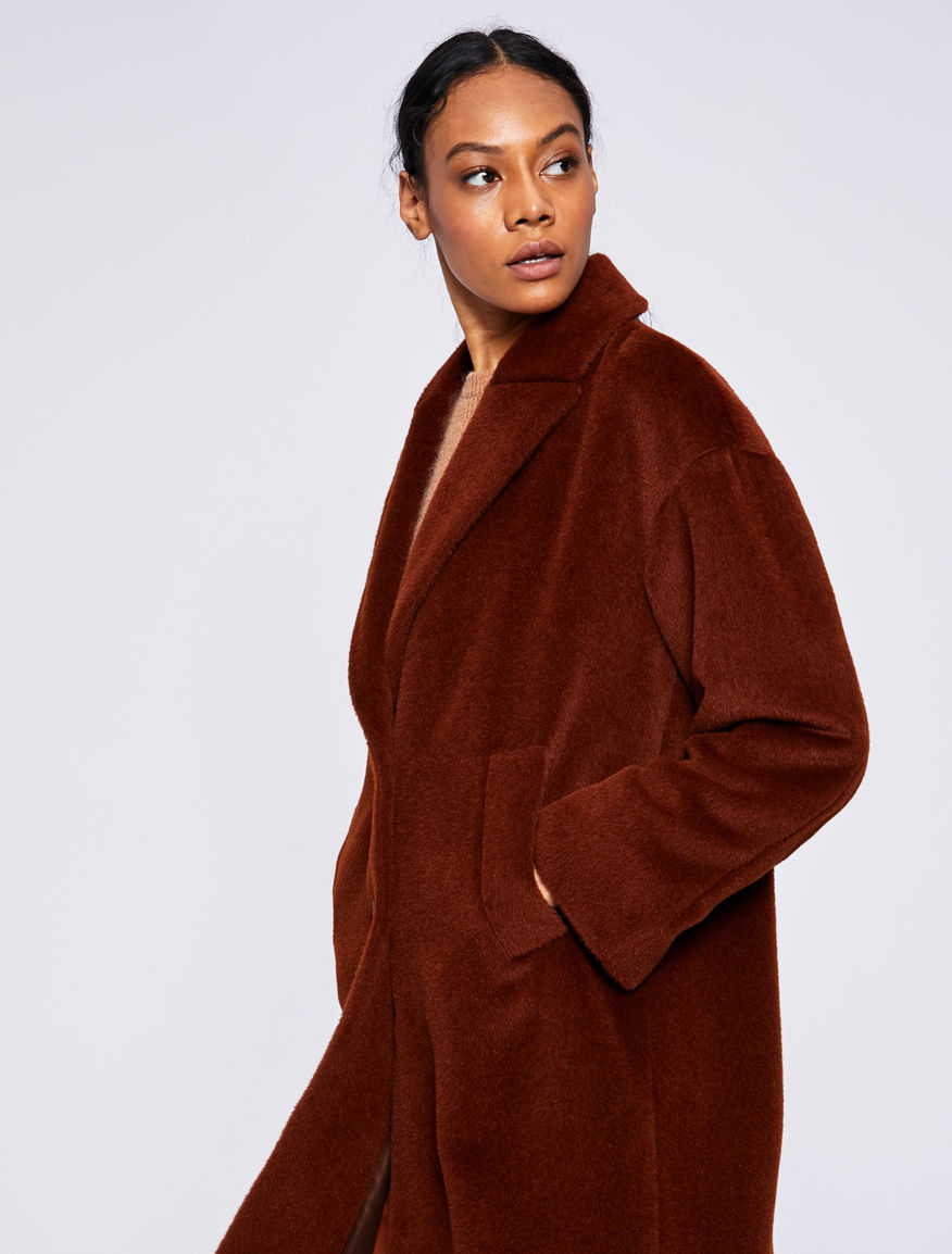 Alpaca wool coat Marella