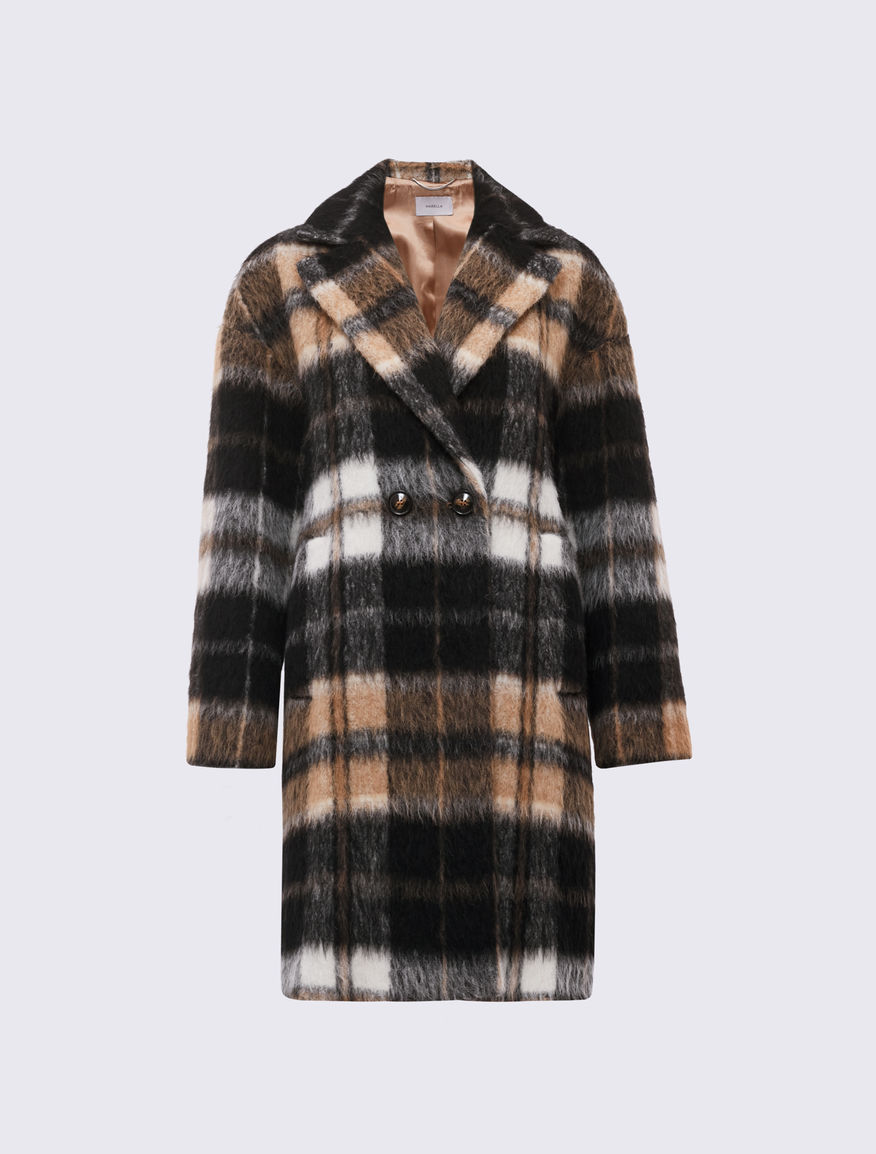 Cappotto check Marella