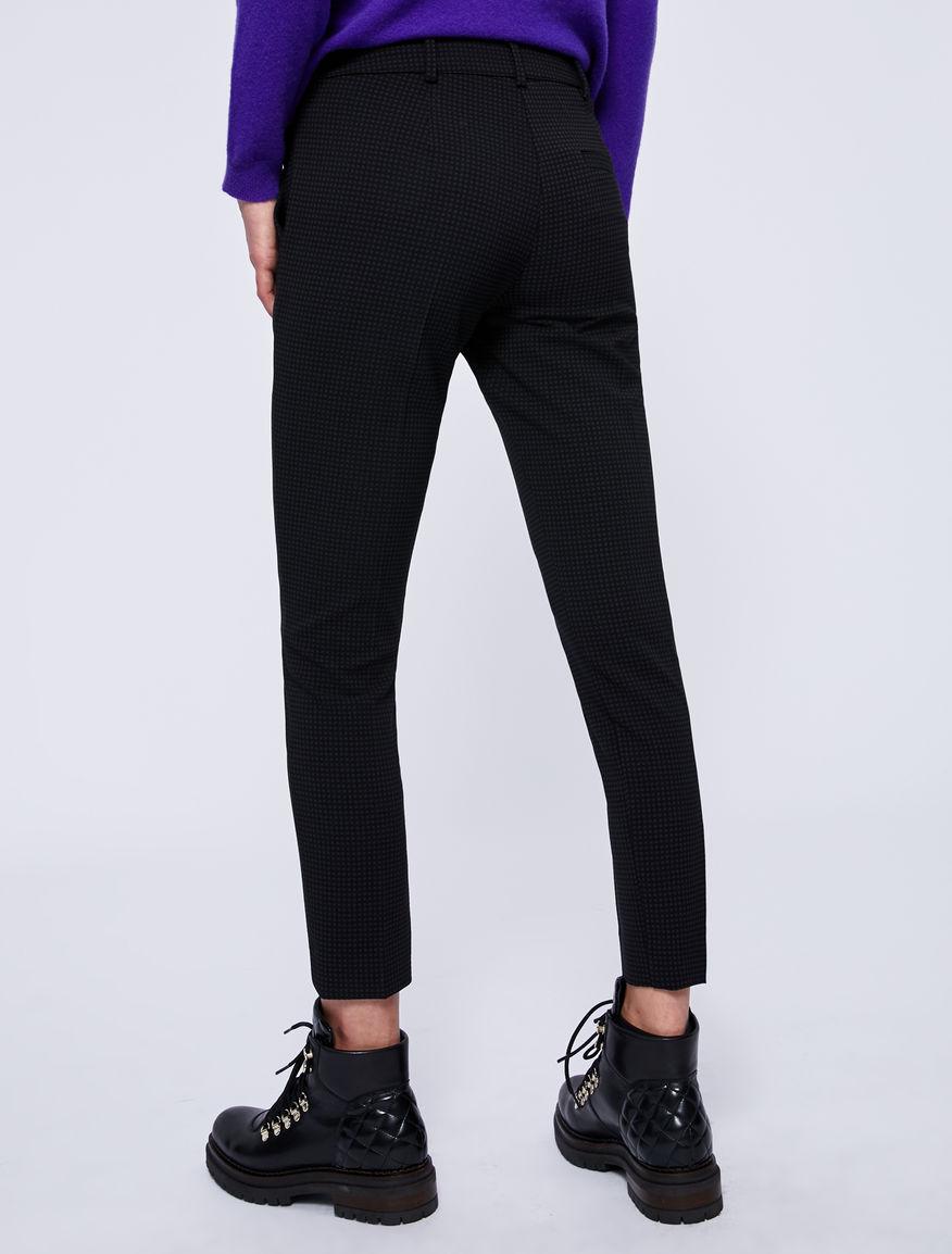 Jacquard trousers Marella
