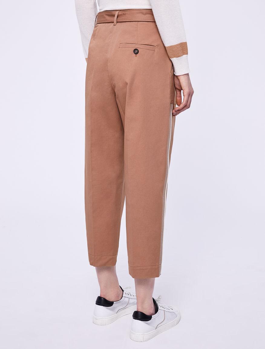 Pantaloni a carota Marella