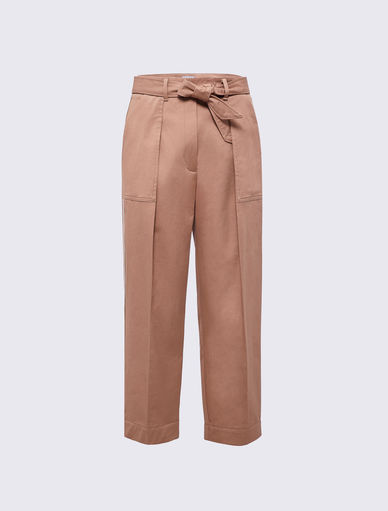 Carrot trousers Marella