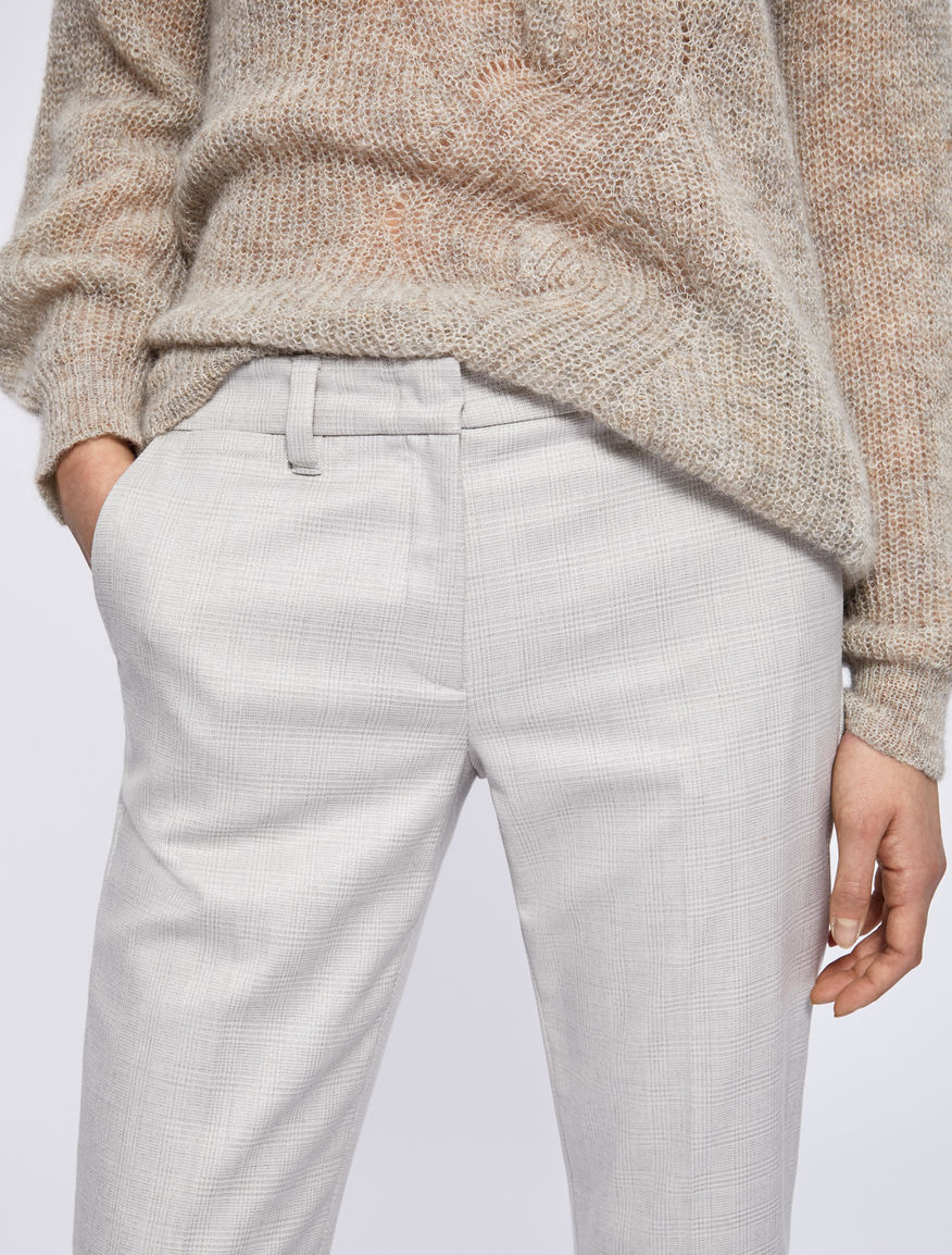 Cigarette trousers Marella