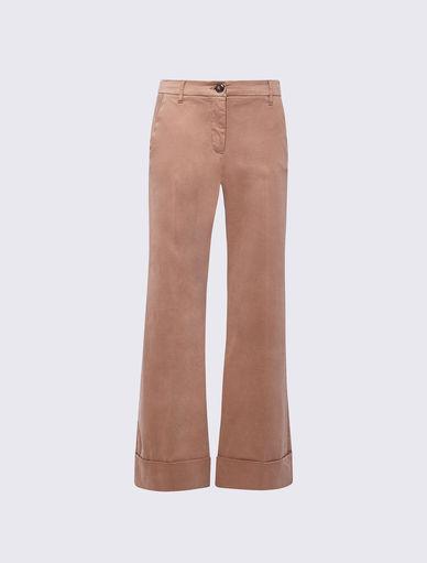 Pantaloni in cotone Marella