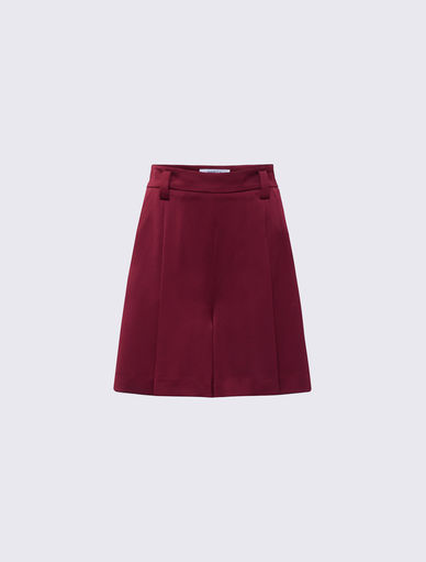 Satin shorts Marella