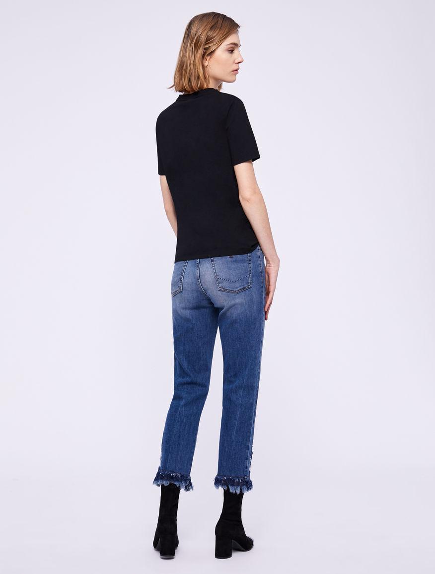Frayed jeans Marella