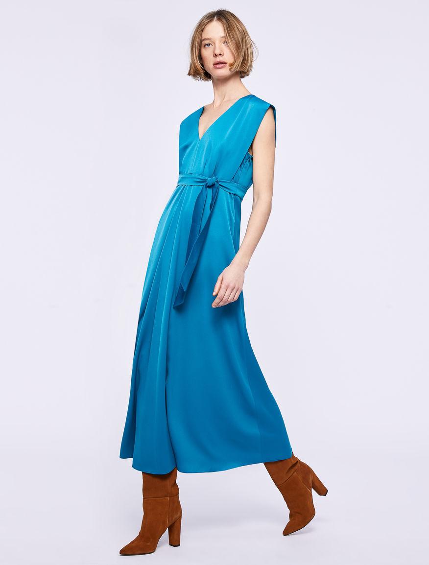 Satin dress Marella