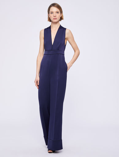 Satin jumpsuit Marella