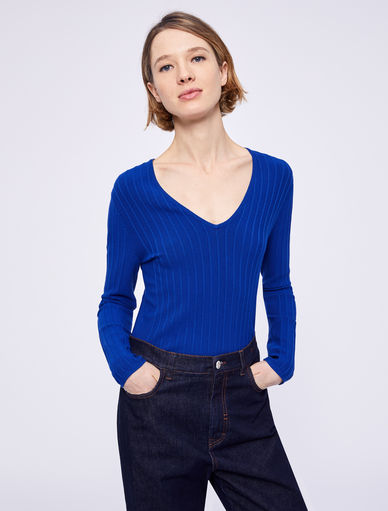 Ribbed jumper Marella