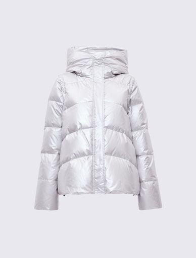 Hooded puffer jacket Marella