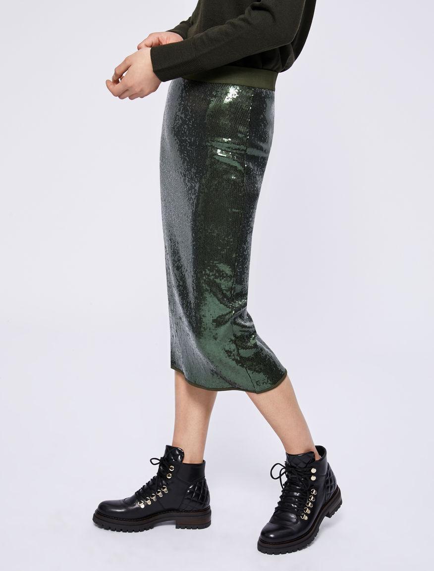 Sequinned skirt Marella