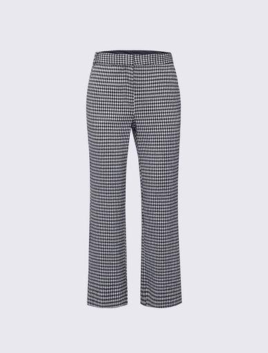 Gingham trousers Marella