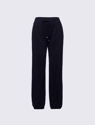 Drawstring trousers Marella