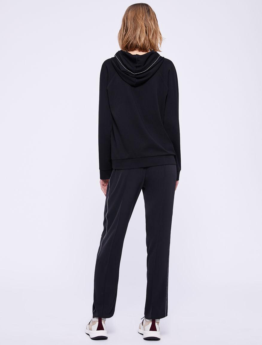 Hooded blouse Marella