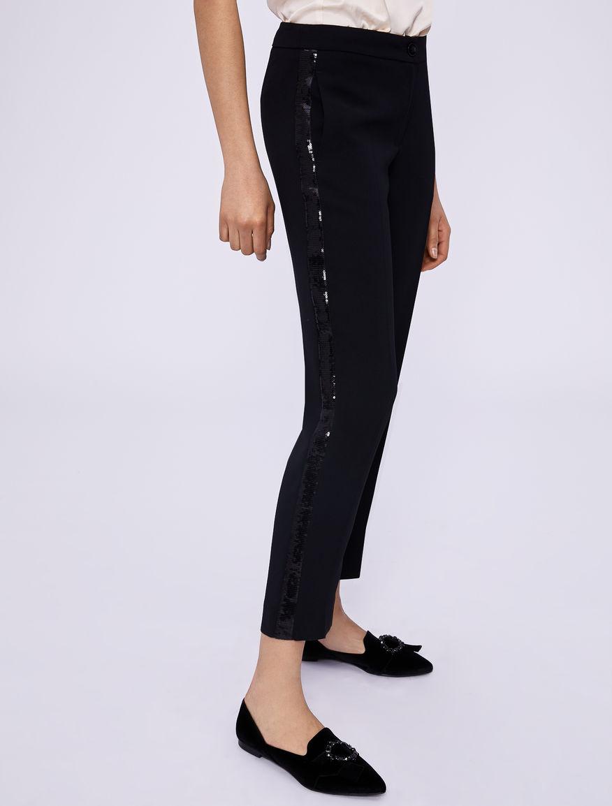 Pantaloni con banda Marella