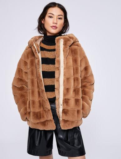 Chaqueta con capucha Marella