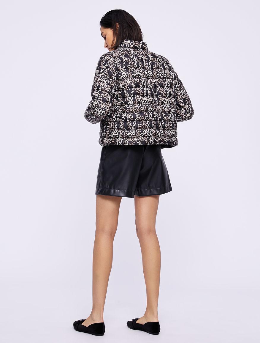 High-waisted shorts Marella