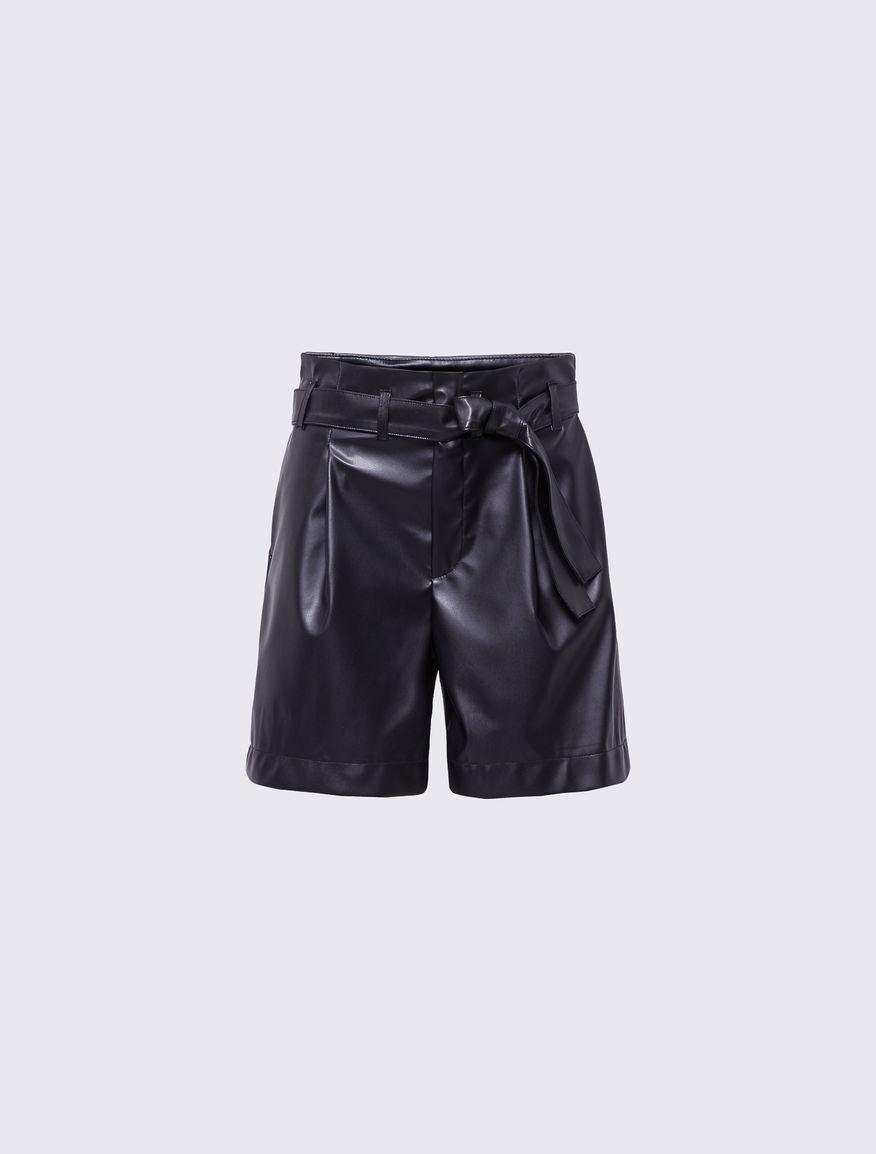 Shorts de talle alto Marella