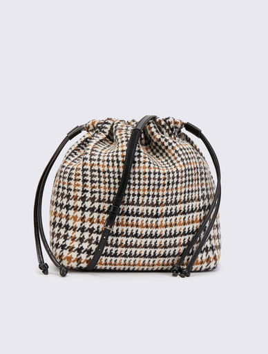 Fabric bucket bag Marella