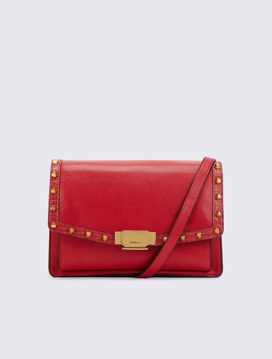 Borsa con borchie Marella