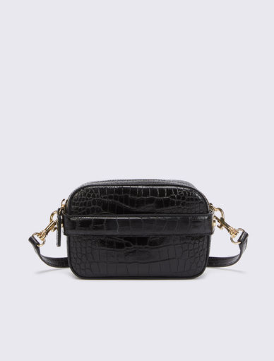Leather bum bag Marella