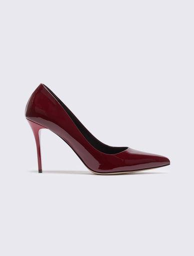 Patent leather courts Marella
