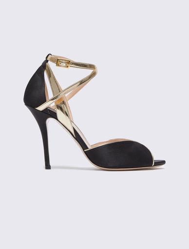 Sandalias de raso Marella