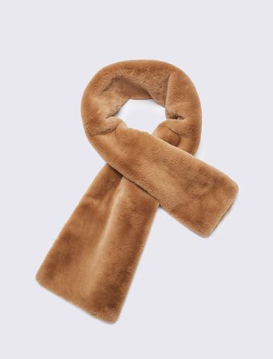 Sciarpa effetto pelliccia Marella