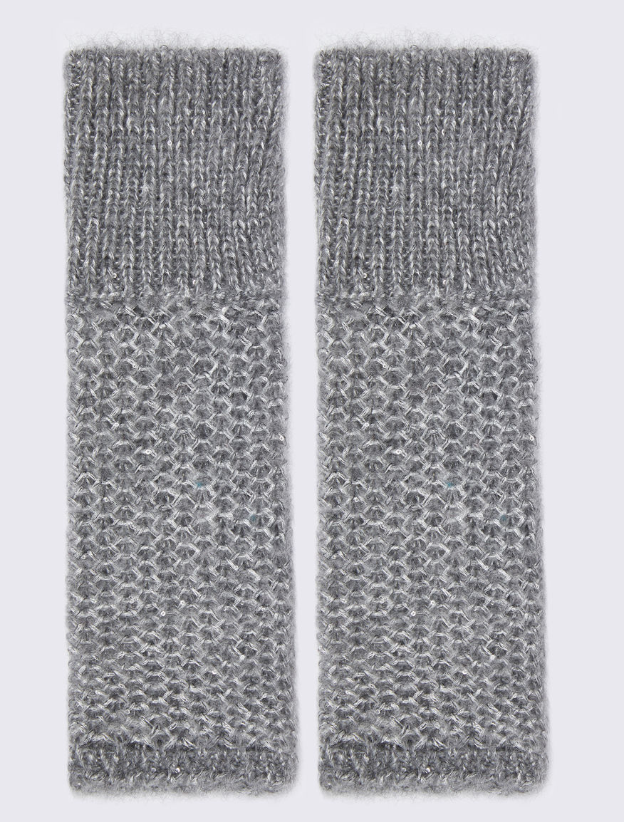 Sequinned sleeves Marella