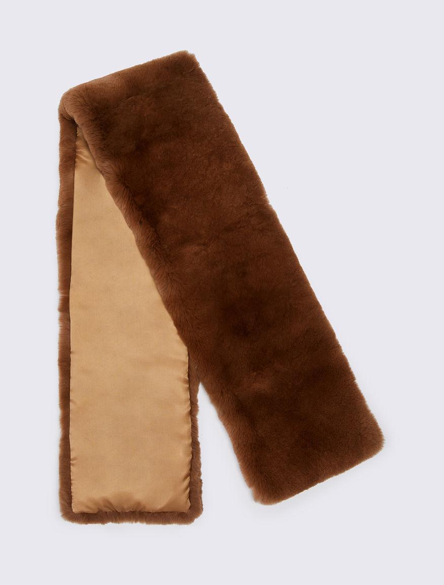 Sciarpa in pelliccia Marella