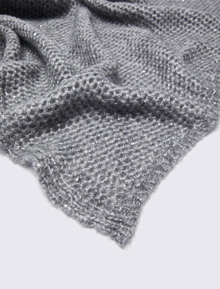 Sequinned scarf Marella